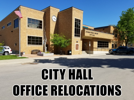 Official Website Of The City Of Sturgis Sd City Office Relocations